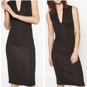 Zara W / B midi dress